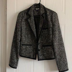 Guess tweed blazer size XS
